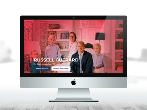 Russell Guerard for State House Seat 110